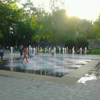 "Photo taken at Parcul Copiilor ""Ion Creangă"" by Zoltan K. on 7/14/2012"