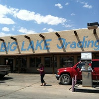 Photo taken at Big Lake Trading Post by Cherith E. on 6/2/2012