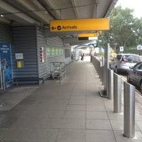 Photo taken at Southampton Airport (SOU) by Phil on 7/29/2012