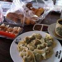 Photo taken at Sarapan Pagi pasar Muara Karang by Edy S. on 3/4/2012