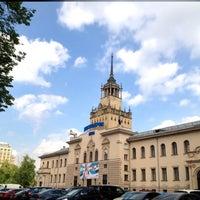 Снимок сделан в Центральный московский ипподром пользователем Edward R. 5/11/2012