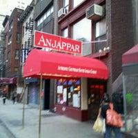 Photo taken at Anjappar New York by Shashi B. on 6/6/2012