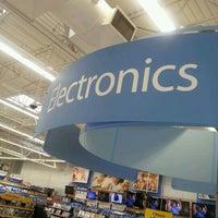 Photo taken at Walmart Supercenter by Forrest D. on 7/7/2012