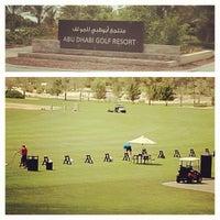 Photo taken at The Westin Abu Dhabi Golf Resort & Spa by Hisham B. on 8/25/2012