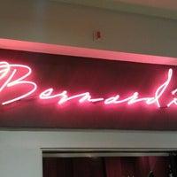 Photo taken at Bernard's Restaurant by Jon B. on 4/1/2012