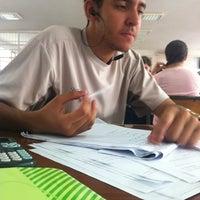 Photo taken at Faculté Des Sciences Mohamed V by Jaouad B. on 6/11/2012