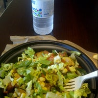 Photo taken at Qdoba by Paulo D. on 4/4/2012