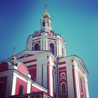 Photo taken at Храм Вознесения За Серпуховскими Воротами by Garry S. on 4/28/2012