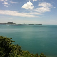 Photo taken at Lad Koh Viewpoint Samui Island by meownui K. on 7/21/2012