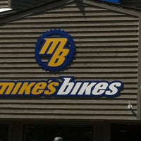 Photo taken at Mike's Bikes of Sausalito by Ken B. on 4/15/2012