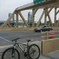 Photo taken at Willis Avenue Bridge by Gibson O. on 5/27/2012