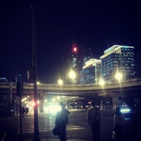 Photo taken at 国貿駅 by fundy c. on 4/12/2012
