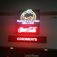 Photo taken at Buffalo Wild Wings by Ed M. on 7/7/2012