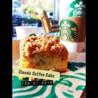Photo taken at Starbucks by Tomoko I. on 2/21/2012