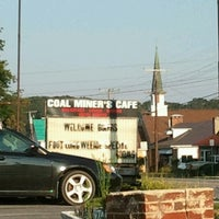 Photo taken at Coal Miner's Cafe by suzi on 8/2/2012