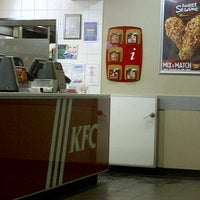 Photo taken at KFC by purnama t. on 7/29/2012