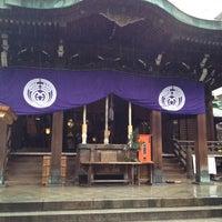 Photo taken at 鉄砲洲稲荷神社 by mochan k. on 5/3/2012