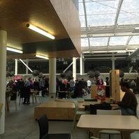 Photo taken at Hub Central by Amanda B. on 4/11/2012