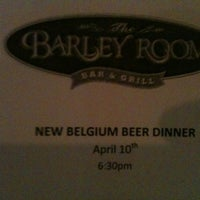 Photo taken at The Barley Room by Jason M. on 4/11/2012
