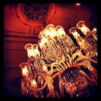 Photo taken at The Oak Room at The Plaza Hotel by Daniel C. on 7/29/2012