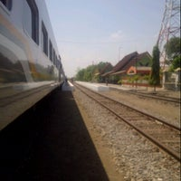 Photo taken at Stasiun Randublatung by Tony O. on 8/29/2012