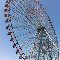 Photo taken at Diamond and Flower Ferris Wheel by Yasu H. on 3/20/2012