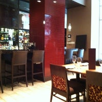 Photo taken at ei8htstone bar & restaurant by Masum R. on 8/27/2012