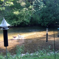 Photo taken at The Pere Marquette River by Ryan T. on 8/4/2012