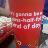 Photo taken at Arby's by Kate on 4/7/2012