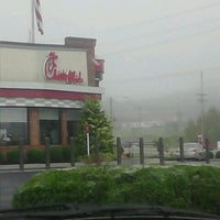 Photo taken at Chick-fil-A by Morgan O. on 9/7/2012