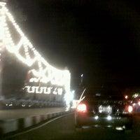 Photo taken at Phan Fa Lilat Bridge by angel s. on 8/12/2012