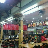Photo taken at Restoran Nasi Kandar Haji Tapah by Shahril A. on 2/5/2012