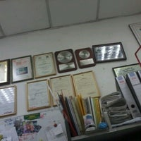Photo taken at big tree office by Miss D. on 6/8/2012