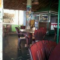 Photo taken at Namaste Cafe by Kishore V. on 5/12/2012