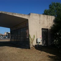 Photo taken at Ex stazione agip by Arch. Massimiliano U. on 7/17/2012