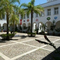 Photo taken at Instituto Cervantes by Mourad B. on 3/25/2012