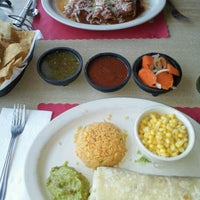 Photo taken at Emiliano's Mexican Restaraunt by RJT on 8/14/2012