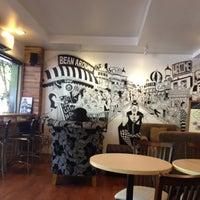 Photo taken at Bean Around Café by Neo P. on 7/15/2012