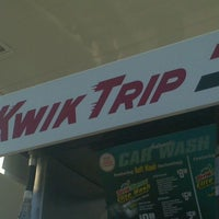 Photo taken at Kwik Trip by Mike T. on 5/10/2012