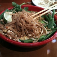 Photo taken at Pei Wei by Ashley C. on 4/19/2012