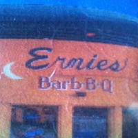 Photo taken at Ernie's BBQ & Lounge by Bill J. on 4/30/2012