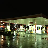Photo taken at Shell by Nica N. on 6/17/2012