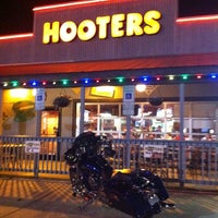 Photo taken at Hooters by Lori P. on 3/22/2012