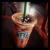 Photo taken at Starbucks by Mostafa M. on 7/16/2012