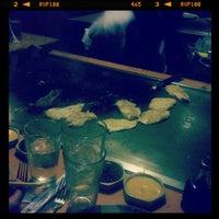 Photo taken at Yokoso Japanese Steak House by Jeremy J. on 4/29/2012