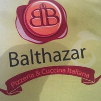 Photo taken at Balthazar Pizza Gourmet by Giovanni C. on 9/2/2012