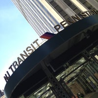 Photo taken at New York Penn Station (NYP) by Nigel W. on 4/14/2012