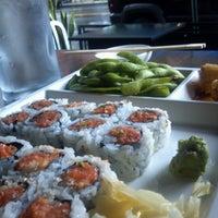Photo taken at Kiku Sushi by eatwords d. on 8/27/2012