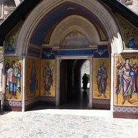 Photo taken at Kykkos Monastery by Andrey L. on 6/6/2012
