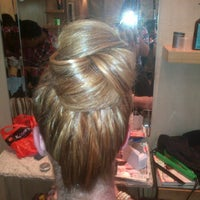 Photo taken at Spoilt Hair & Beauty by Adele R. on 6/6/2012
